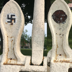 Canadian town refuses to remove swastikas from park