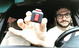 This funny dad just hates fidget cubes