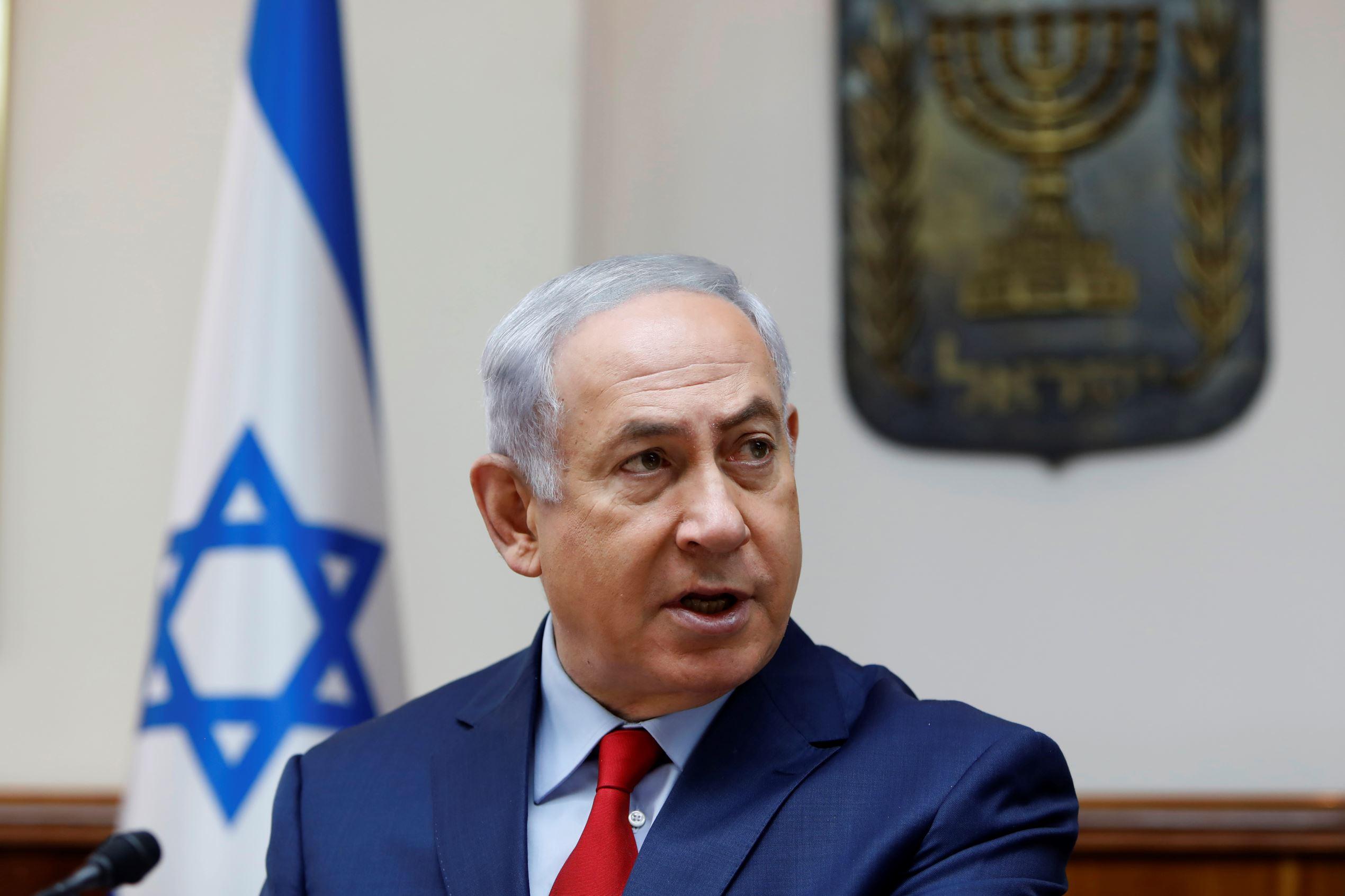 Israeli leader criticized for response to Charlottesville