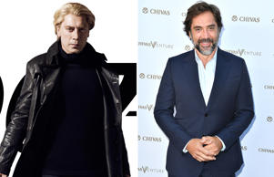 "Played Raoul Silva in ""Skyfall"""