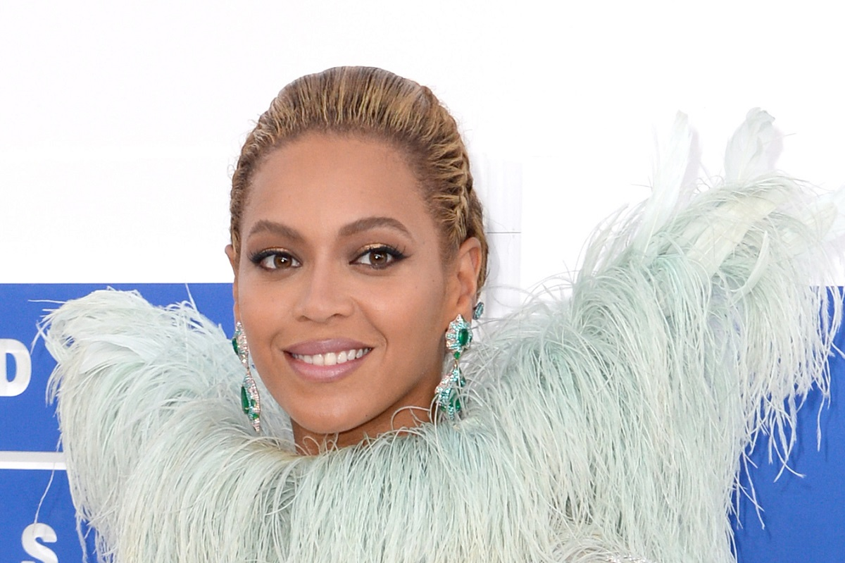 Beyoncé Shares Adorable Never-Before-Seen Family Pictures Of Life At Home With Blue Ivy And Jay-Z