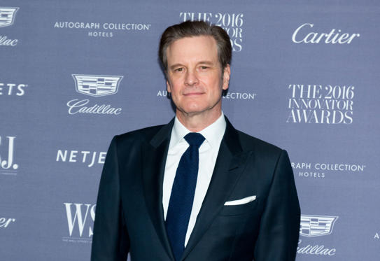 Slide 1 of 31: NEW YORK, NY - NOVEMBER 02: Actor Colin Firth attends the WSJ Magazine Innovator Awards at Museum of Modern Art on November 2, 2016 in New York City. (Photo by Noam Galai/WireImage)