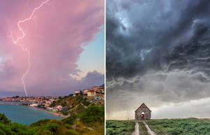 The Weather Photographer of the Year was organized by the Royal Meteorological Society (www.rmets.org) and the Royal Photographic Society (www.rps.org). The search for the 2017 competition began with a call for the best photographs depicting weather from around the world showing weather phenomena such as clouds, lightning, rain, fog or snow, and the impact of weather on mankind, cities and the natural landscape.   Almost 2,000 photographs were submitted from over 60 countries, creating a challenging task for the selectors to find the winners and the overall Weather Photographer of the Year 2017. All entries were judged anonymously and a shortlist drawn up before the final 48 images were chosen. The selectors were Liz Bentley: Chief Executive of the Royal Meteorological Society, Matt Clark: Photo Editor of the RMetS Weather journal, Matt Taylor: BBC Weather Presenter, Michael Pritchard: Chief Executive of the Royal Photographic Society and photographer Sue Brown: Fellow of the RPS. The Weather Photographer of the Year exhibition will go on tour around the UK during 2017 and 2018. The winners will be announced on Sept. 20.  Find out more information by scanning the QR code or visit www.weather-photo.org. A call for entries for the 2018 competition will be made early in the year.