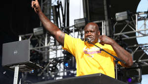 DJ Diesel AKA Shaquille O'Neal performs in concert on the first day of KAABOO Del Mar on Sept. 15 in Del Mar, California.