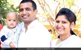 Jain couple to leave 3-year-old child, '100-cr property' for monkhood