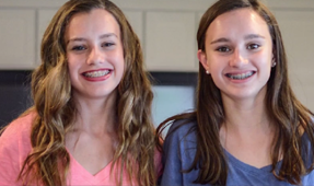 These Teenage Sisters Are Running a Multi-Million Dollar Bath Bomb Empire