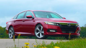 2018 Honda Accord Quick Drive