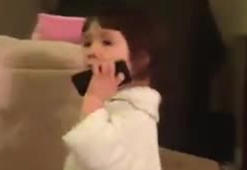 Two desperate toddlers use Siri for obvious reasons