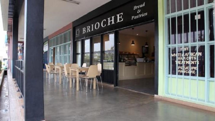 Kigali has had a slew of upmarket restaurant openings (Brioche)