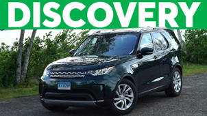 2017 Land Rover Discovery Road Test