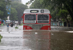Mumbai limps back to normalcy after heavy rains