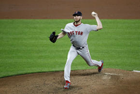 Chris Sale had 13 strikeouts Wednesday night, giving him 300 for the season.