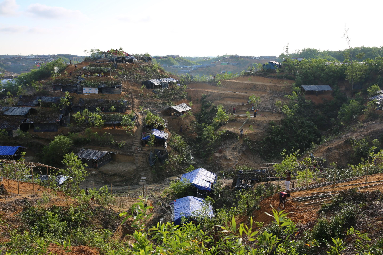 Myanmar says bodies of 28 Hindu villagers found in Rakhine State