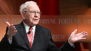 "Warren Buffett wearing a suit and tie: Warren Buffett is one of the most successful investors ever. He's the CEO of Berkshire Hathaway, a holding company that Buffett uses as an investment vehicle with his investment partner, Charles Munger. A string of well-chosen investments has made Buffett the second-richest person in the world, with a net worth of $75.6 billion, according to Forbes.His prescient calls about stocks and the market, in general, have earned him the nickname ""The Oracle of Omaha,"" in honor of the Nebraska city where he resides. Buffett's most recent market prediction might seem like his most dramatic. In September 2017, Buffett predicted that by 2117, the Dow Jones industrial average would hit 1,000,000.While Buffett won't be around to see if his prediction will come true, it reflects his lifelong belief in the strength of the American economy and the long-term resilience of the U.S. stock market. Here's a look at some of his most successful and biggest investment predictions."
