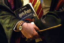 British Library celebrates 20 years of Harry Potter