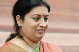 What Smriti Irani said on surge in Rahul's social media popularity