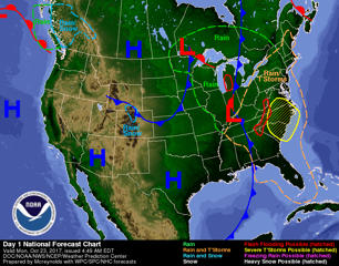 Storm to bring blustery conditions, widespread snow to Rockies later this week