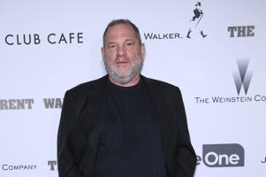 TORONTO, ON - SEPTEMBER 09: Film Producer Harvey Weinstein attends Alfonso Gomez-Rejon's 'The Current War' TIFF Premiere Party Hosted by Cactus Club Cafe And Johnnie Walker Black Label at First Canadian Place on September 9, 2017 in Toronto, Canada. (Photo by GP Images/WireImage)