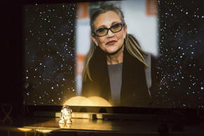 El tráiler de Star Wars rinde tributo a Carrie Fisher
