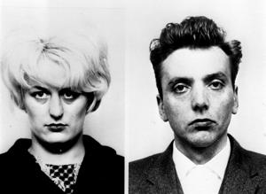 File photo issued by Greater Manchester Police of Moors Murderers Myra Hindley and Ian Brady