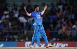 Chahal is a match-winner: Rohit Sharma