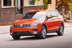 2018 Volkswagen Tiguan Road Test