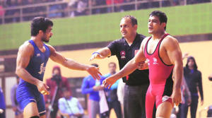 Sushil Kumar denies involvement in Parveen Rana fracas