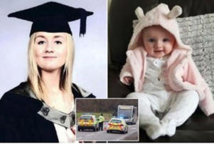 First pictures of baby and aunt killed in horror crash
