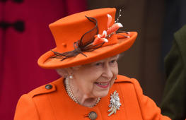 The Queen wears bright outfits for an important reason