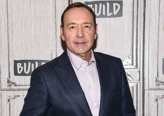 Slide 1 of 35: NEW YORK, NY - MAY 24: Kevin Spacey attends the Build Series to discuss his new play 'Clarence Darrow' at Build Studio on May 24, 2017 in New York City. (Photo by Daniel Zuchnik/WireImage)