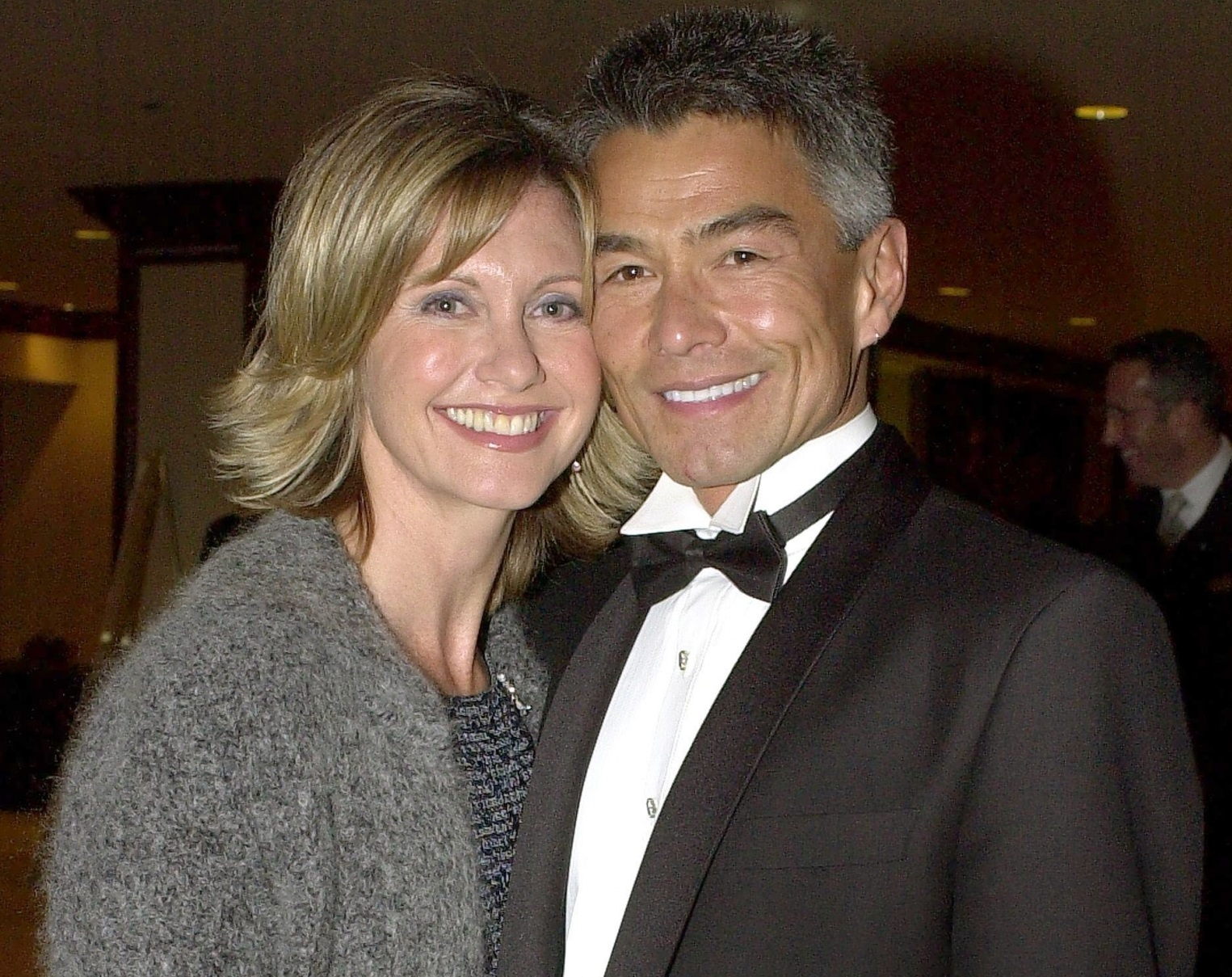 Olivia Newton-John's ex-boyfriend reportedly found in Mexico after mysteriously vanishing in 2005