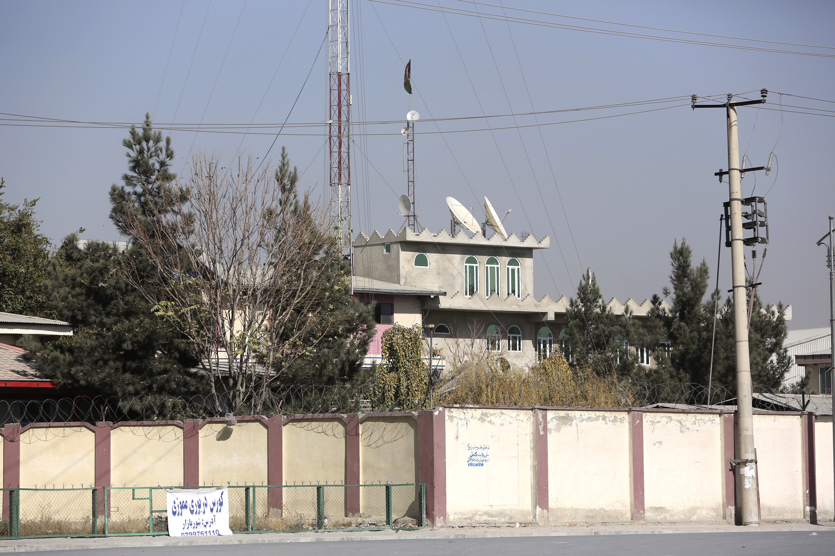 Casualties feared as TV station in Afghan capital comes under attack