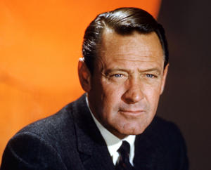American actor William Holden (1918 - 1981), circa 1965. (Photo by Silver Screen Collection/Getty Images)