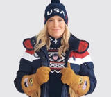 A first look at Ralph Lauren's high-tech 2018 Winter Olympic uniforms