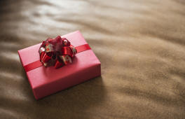 Gift boxes and present