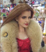 Artist transforms Barbies into Hollywood stars