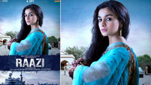 Alia Bhatt's 'Raazi' trailer out