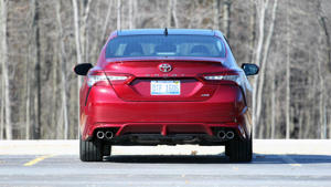 2018 Toyota Camry XSE Review