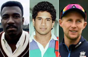 Clive-Sachin-Joe Root