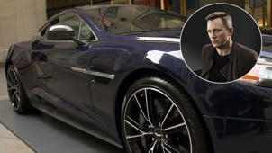 Daniel Craig puts his Bond car up for auction