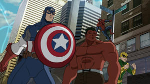 Disney XD's 'Marvel's Ultimate Spider-Man: Web Warriors' -