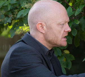 Undated BBC handout photo of Max Branning played by Jake Wood.