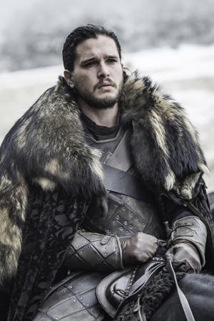 Undated handout file photo issued by Sky of Kit Harington as Jon Snow in Game of Thrones, as fans of the show can look forward to multiple spin-offs from the series, HBO has announced.