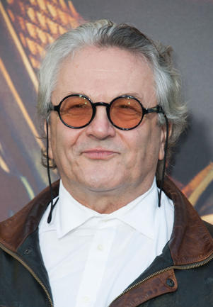 Writer/director/producer George Miller attends the premiere of Warner Bros. Pictures 'Mad Max: Fury Road' at TCL Chinese Theatre, in Los Angeles, California, May 7th, 2015.