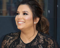 Actress Eva Longoria attends the ceremony to honor her with a Star on The Hollywood Walk Of Fame on April 16, 2018 in Hollywood, California.