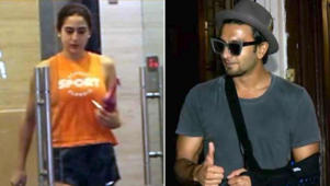 Celeb spotting: Sara, Ranveer and others