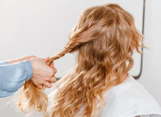 Get fairytale hair in just 60 seconds