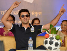 Ranbir Kapoor wants to do sports-centric film