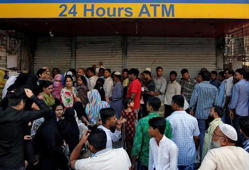 Real reasons behind cash crunch