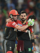 AB de Villiers & Virat Kohli's exclusive interview